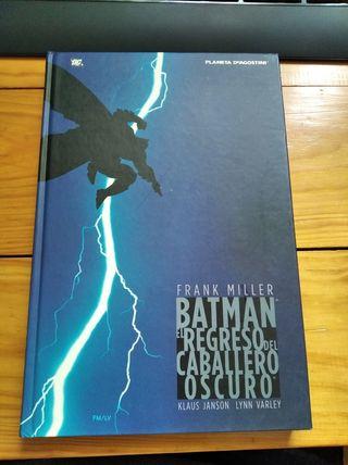 Batman: el regreso del caballero oscuro absolute