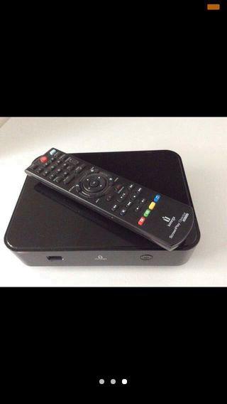 Disco duro grabador TDT HD