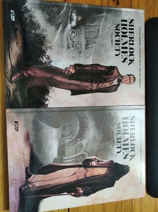 Sherlock Holmes society 1 y 2