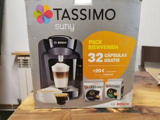 Cafetera Tassimo Suny +32 capsulas NUEVO