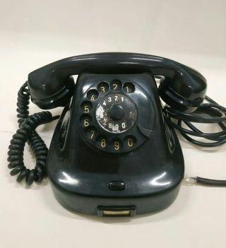 TELÉFONO RETRO SOVIÉTICO DE BAQUELITA