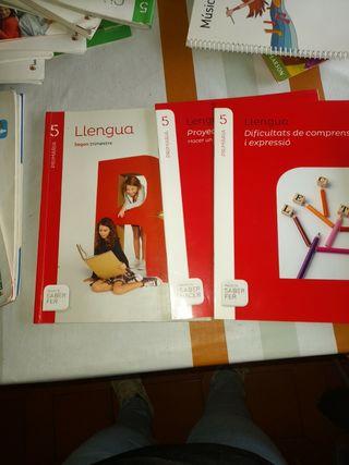libro 5 primaria Valenciano