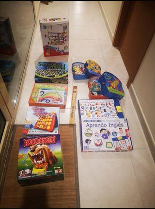 Juegos de mesa / jocs de taula
