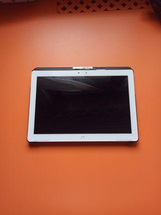 Tablet BQ Aquaris M10 + fundas (Precio negociable)
