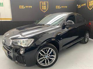 BMW X4 3.0 xdrive Pack M año 2015