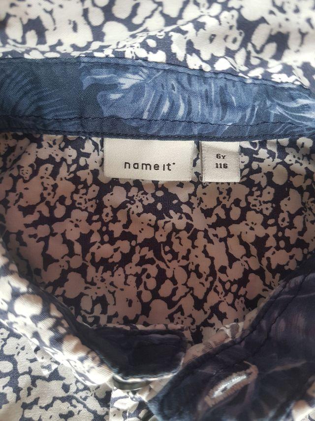 Camisa Name It T.6
