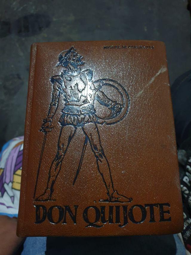 vendo libro de don quijote