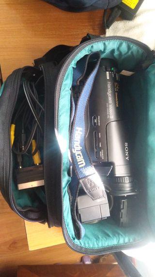 Sony Handycam video 8 (para piezas)