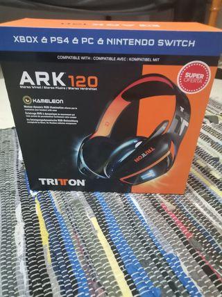 Cascos Tritton ARK120 RGB