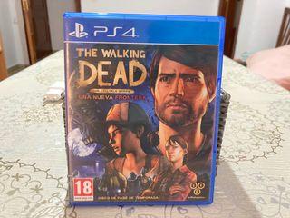 Videojuego The Walking Dead La Nueva Frontero