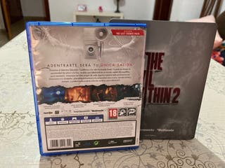 Videojuego The Evil Within 2