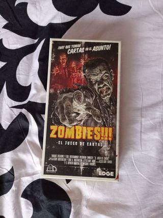 juego de mesa zombies