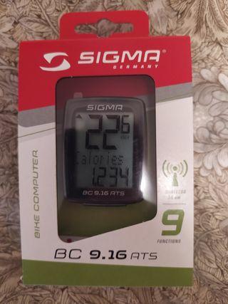 SIGMA 9.16 + LUCES LED 540 ST + MULTIHERRAMIENTA