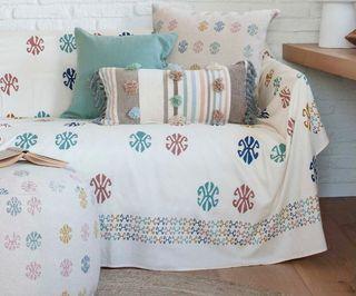 Foulard o plaid de cama o sofá Calma House