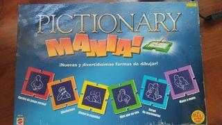 juego de mesa pictionary