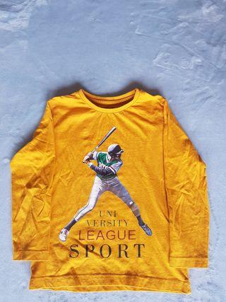 camiseta mayoral T.5