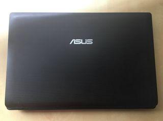 PORTATIL 17'' ASUS A53S K53SV i72760 nVIDIA GT540M