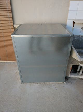 Cubre lavadores de acero inoxidable