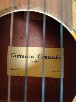 guitarra y bandurria