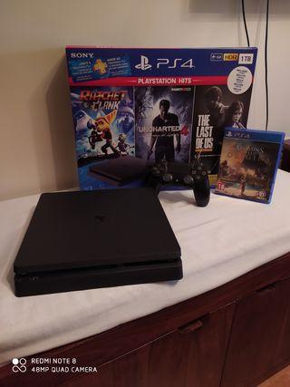 PlayStation 4 de 1 TERA