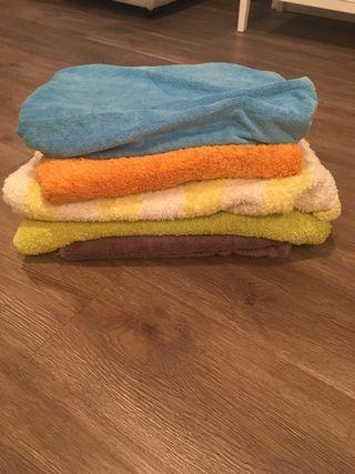 Lote 3 toallas piscina playa baño grandes