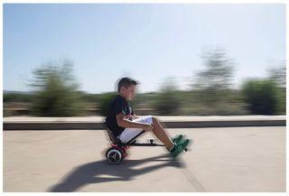 Hoverboard con asiento Kart