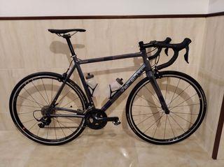 Bicicleta de carretera talla M-L 56cm