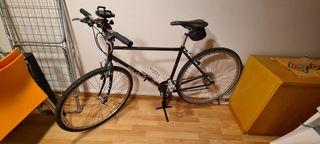 bicicleta Marín hibrida