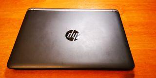 HP 430 G3. CPU I7 6500U. Disco duro 1Tb. Ram 16 Gb