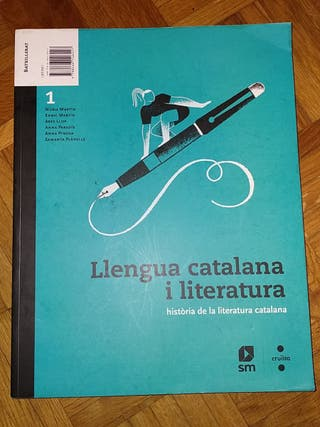 Libro de catalán