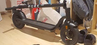 Scooter Pure electric