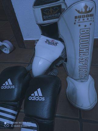 lote protección kickboxing