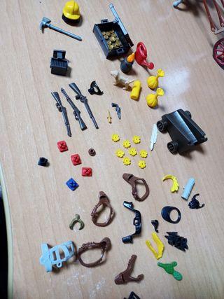 piezas Playmobil