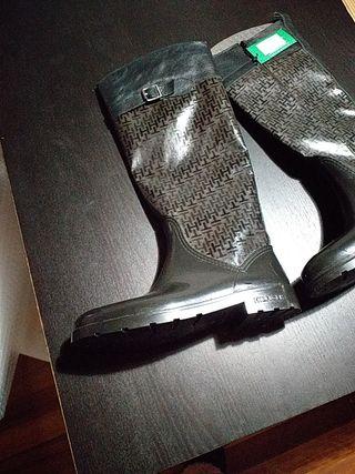 Botas de tommy hilfiger n°40