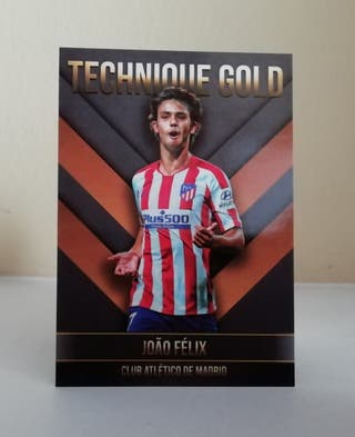 JOAO FÉLIX OUTDOOR CUSTOM CARD TECHNIQUE GOLD 2020