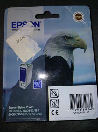 cartucho impresora Epson original