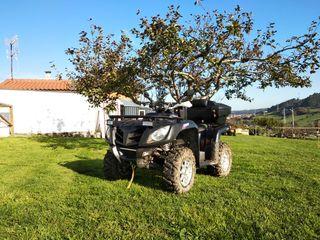 QUAD ATV DINLI 700 GOES 720