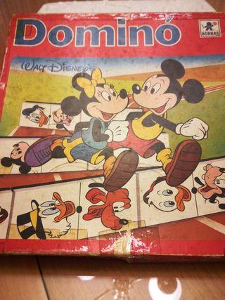 domino de walt Disney