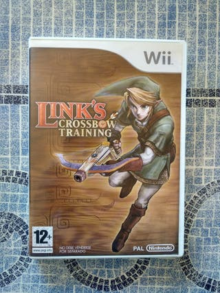 Link's crossbow training + Wii Zapper