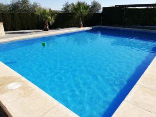 Se vende parcela c piscina campoaras Lucena Córdob