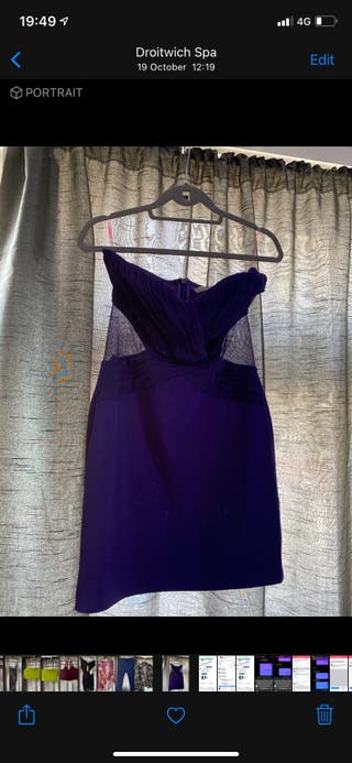 Lipsy dress size 16