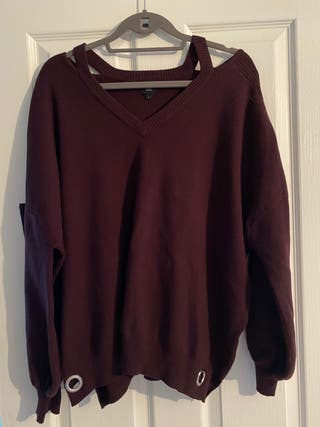 River island jumper/top size 16/18