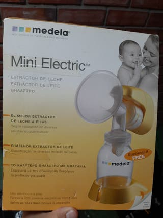 Medela mini electric Sacaleches