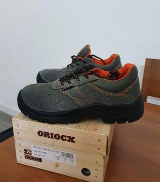 Zapatos seguridad Nuevos Oriocx
