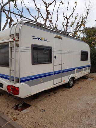 caravana hobby 540