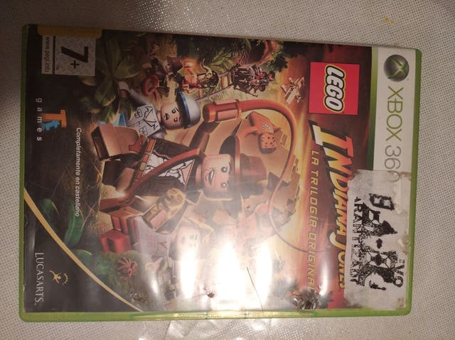 Indiana Jones Lego para Xbox 360