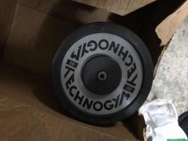 Mancuerna 20kg technogym