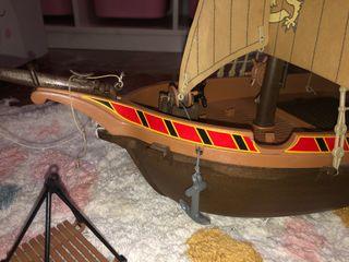 Barco pirata playmobil ref 3750