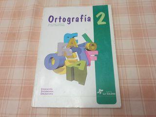 Libro Ortografía Instituto ESO