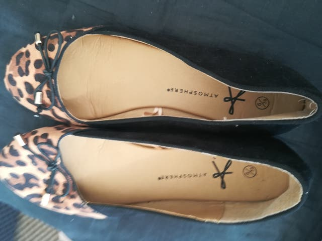 zapatos manoletinas